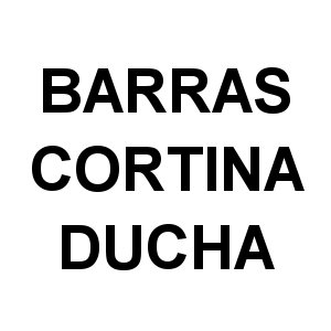 Barras Cortina Ducha