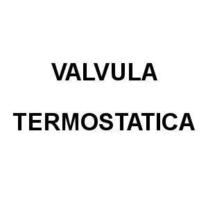 Valvula Termostatica