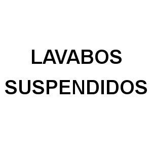 lavabos suspendidos - Lavabos Suspendidos