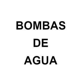 Bombas de Agua