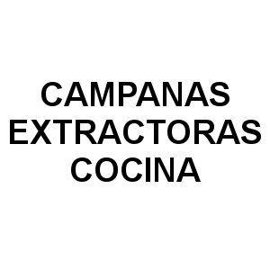 Campanas Extractoras Cocina