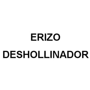 Erizo Deshollinador