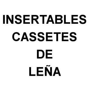 Insertables de Leña - Cassettes y Hogares