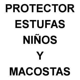 Protector Estufas Niños y Macostas